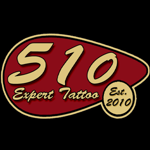 510 Expert Tattoo logo